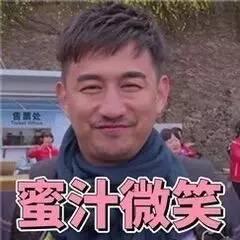 极限挑战 黄磊 娱乐 蜜汁微笑