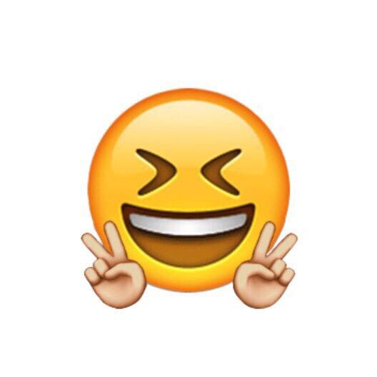 emoji系列 可爱 高兴 开心