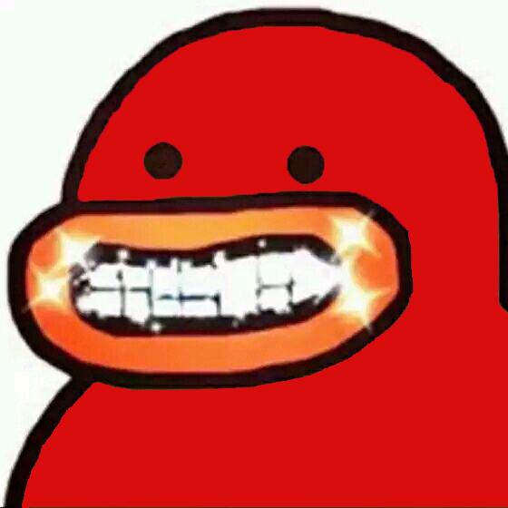 红鸭子 笑容 可爱 亮光